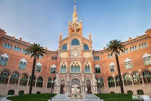 Hospital Sant Pau BCN