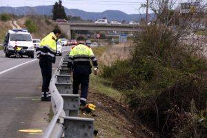 Accident mortal a Vilanova