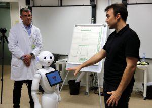 robot Peeper- Fundació Althai
