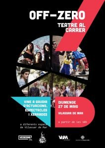 off-zero Vilassar de Mar- teatre al carrer