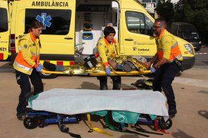 pacient amb lesió medul·lar