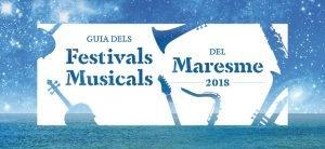 Ferstivals Músicals del Maresme 2018