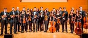 Escola Municipal de Música del Masnou + Jove Orquestra de Cambra del Masnou