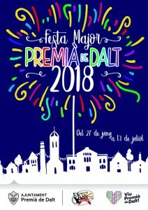 Festa Major Premià De Dalt 2018