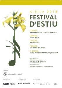 Festival d'Estiu d'Alella 2018