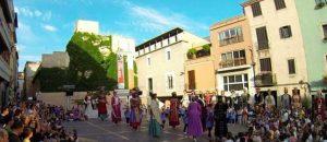 IX Mostra de Balls de Gegants de Mataró