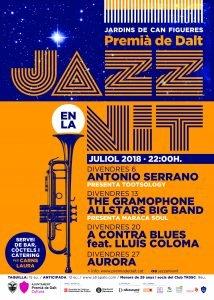 Jazz en la Nit Premià de Dalt 2018