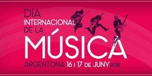 Música-Argentona Dia Internacional
