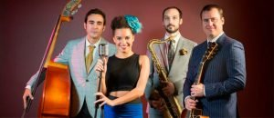 Saphie Wells And The Swing Cats