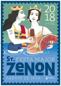 Festa Major Arenys de Mar 2018