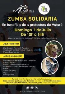 Zumba solidària