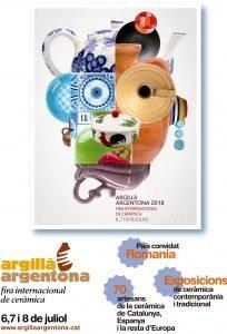 Argillà Argentona Fira internacional de ceràmica