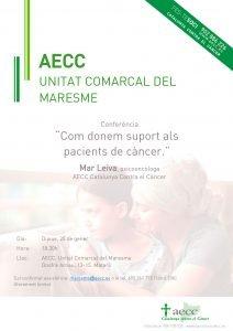AECC Maresme -Voluntaris Hospital