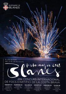 Focs Blanes 2018