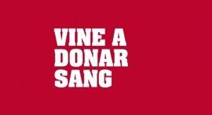 Donar Sang - Cabrera