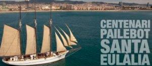 El vaixell centenari Santa Eulàlia