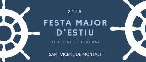 Festa Major de Sant Vicenç de Montalt_2018