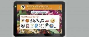 Festa Major de Can Massuet del Far - Dosrius 2018