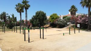 Parc el Parmar- Premia de Mar