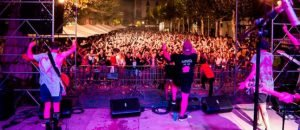 Tixin Pixin + Clotildes + La Xana + DJ Hochi + DJ Lo Puto Cat
