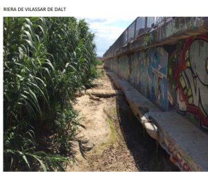 consolidació dels murs de la rieres VDM