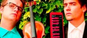 Duo Tocatta, amb Violintastik