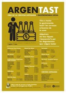 Argentast Mostra Gastro-Argentona