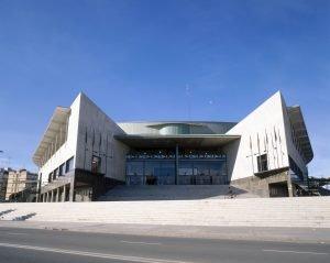Palau Municipal BDNA