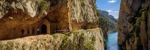En ruta pel Congost de Mont-rebei