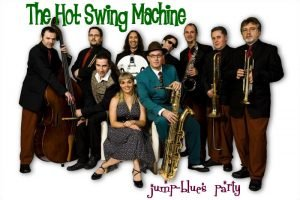 The Hot Swing Machine