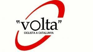 VOLTA CICLISTA-CATALUNYA-
