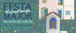 Festa Major de Sant Domingo Argentona 2018