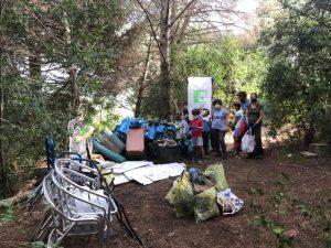 Es recullen a Argentona prop de 1.700 quilos de residus i deixalles