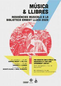 El Música & Llibres obre la temporada cultural aquest divendres 25 de setembre a Vilassar de Mar
