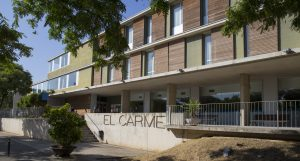 Nou règim de visites al Centre Sociosanitari El Carme de Badalona