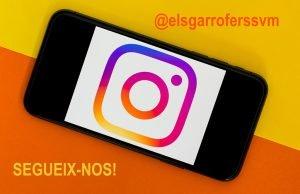 L'Escola Bressol Municipal Els Garrofers de Sant Vicenç de Montalt s'estrena a Instagram