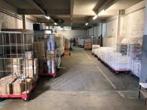 L'Ajuntament de Badalona posa en marxa el primer Banc d'Aliments a la ciutat amb capacitat per atendre fins a 9.000 persones