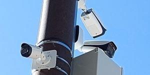 Ja estan operatives les primeres càmeres de seguretat als carrers de Premià de Mar