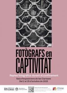 Octubre fotogràfic amb l'AFA, exposicions a Arenys de Mar