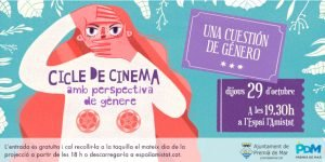 Una cuestión de genero, segona pel•lícula del Cicle de cinema en clau de gènere