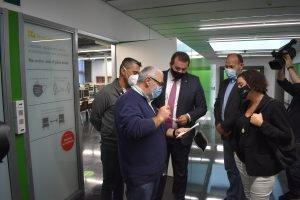 El TecnoCampus ha invertit 80.000 euros per posar a punt les instal•lacions per afrontar el COVID-19