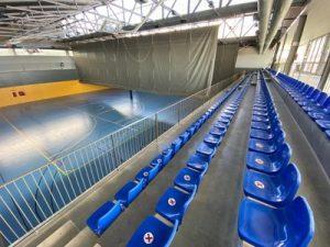 Les instal•lacions esportives de Mataró s'han adaptat