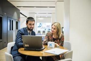 L'Ajuntament del Masnou i MicroBank subscriuen un conveni de col•laboració per reactivar l'autoocupació i l'activitat emprenedora