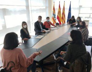 L'alcalde de Badalona dona suport als centres d'estètica de la ciutat