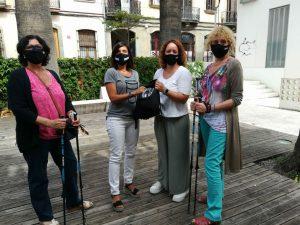 Aquesta setmana tornen a Vilassar de Mar, les activitats presencials de la gent gran amb el taller de mitja i ganxet i la marxa nòrdica