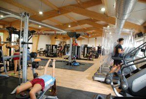 El Complex Esportiu d'Alella s'amplia amb una gran sala de fitnes
