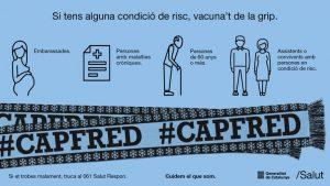 Hivern #CAPFRED, a Premià de Dalt la campanya de vacunació contra la grip ja és aquí