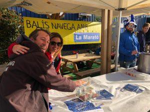 El CN El Balís de Llavaneres, compromès un any més amb la Marató de TV3,
