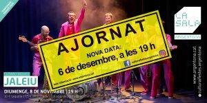 LA SALA ARGENTONA- AJORNAT espectacles