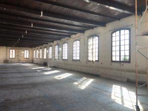 A Vilassar de Dalt, la fàbrica de can Ribot es rehabilita per acollir-hi un supermercat